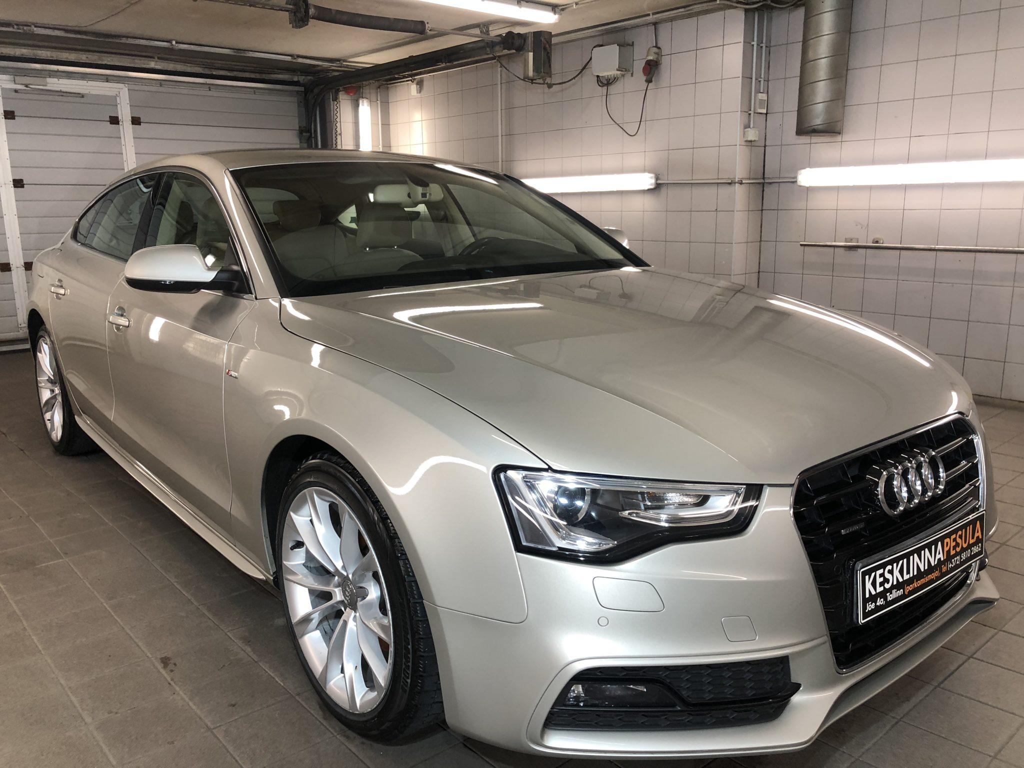 Pigieemaldus pesu - Audi A5