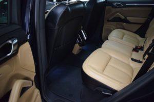 Salongi keemiline puhastus - Porsche Cayenne